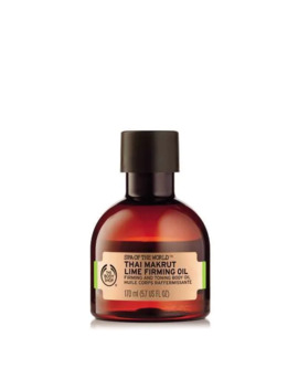 Spa Of The World™ Thai Makrut Lime Firming Oil Ask & Answer by The Body Shop