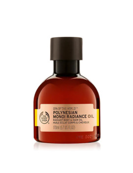 Spa Of The World™ Polynesian Monoi Radiance Oil Ask & Answer by The Body Shop