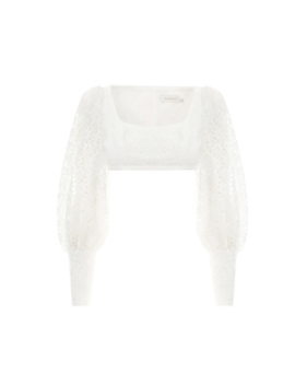 Super Eight Lace Bodice by Zimmermann