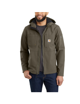 Hooded Rough Cut Jacket by Carhartt