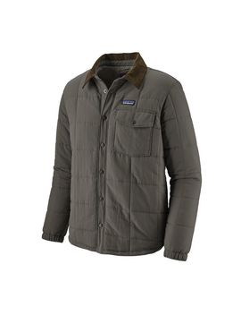 Patagonia Men's Isthmus Quilted Shirt Jacket by Patagonia