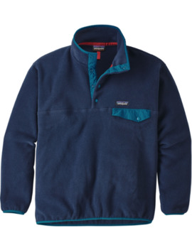 Synchilla Snap T Fleece Pullover   Men's by Patagonia