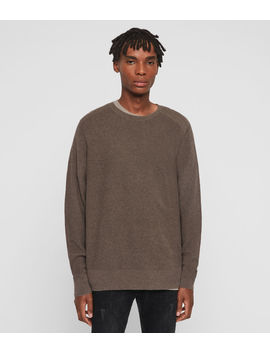 Eben Crew Sweater by Allsaints