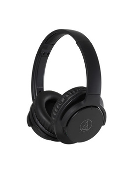 Auriculares De Diadema Audio Technica Ath Anc500 Bt Negro Bluetooth Con Cancelación De Ruido by Audio Technica