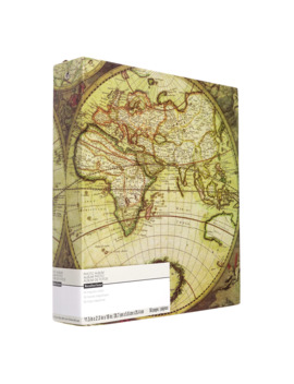 Travel Photo Album With Magnetic Pages By Recollections® by Recollections