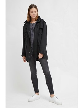 Nancy Kruger Field Jacket by French Connection