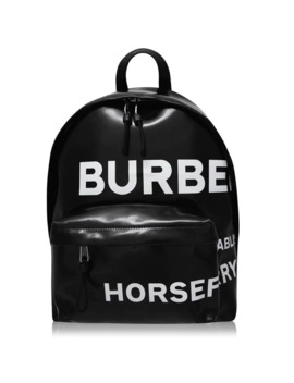 Graphic Backpack by Burberry