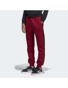 Tape Joggers by Adidas