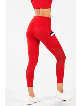 High Waisted Motion365 Moto 7/8 by Fabletics