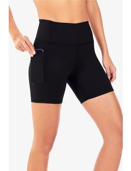 """Mila High Waisted Pocket Short 6"""" by Fabletics"""
