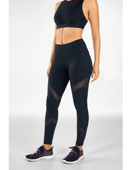Mid Rise Motion365 Moto Legging by Fabletics