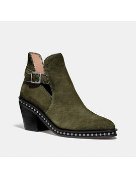 Pipa Bootie by Coach
