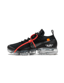 """The 10 : Nike Vapormax Fk                                                """"Off White   Black"""" by Nike"""