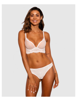 Tia Bliss Contour Bra   Ivory by Bras N Things