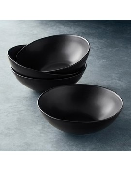Open Kitchen By Williams Sonoma Matte Coupe Bowls, Set Of 4 by Williams   Sonoma