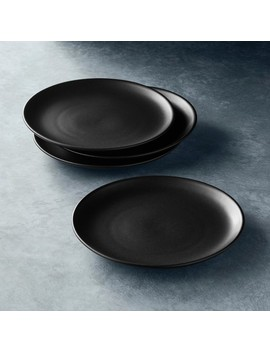 Open Kitchen By Williams Sonoma Matte Coupe Salad Plates, Set Of 4 by Williams   Sonoma