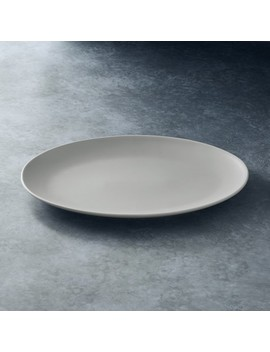 Open Kitchen By Williams Sonoma Matte Coupe Serving Platter by Williams   Sonoma