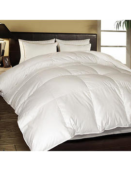 Hotel Grand White Goose Feather & Down Comforter by Costco