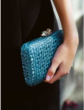 Madelina Stone Hardcase Clutch by Forever New
