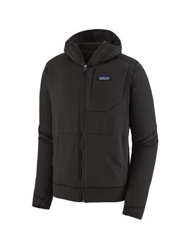 R1 Full Zip Hooded Fleece Jacket   Men's by Patagonia