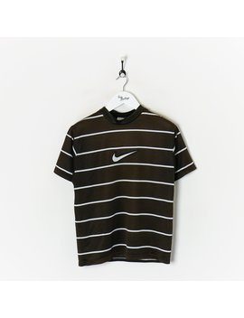 Nike T Shirt Brown Small by Nike