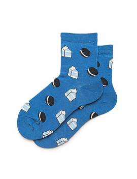 late-night-munchies-socks by boogzel-apparel