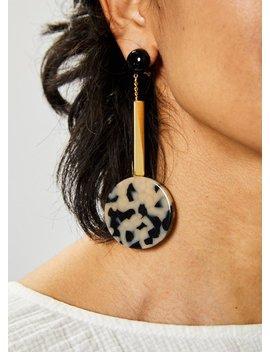 Rachel Comey Jo Earrings   Dalmation by Garmentory