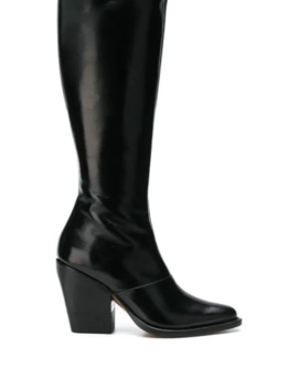 knee-high-boots by chloé