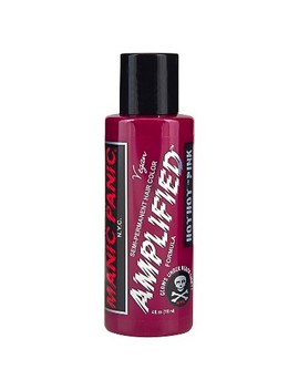manic-panic-semi-permanent-hair-color-vegan-fantasy-colors-hot-hot-pink by manic-panic