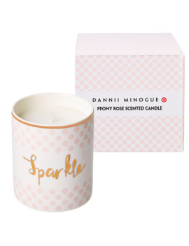 Dannii Minogue Scented Candle   Peony Rose by Target