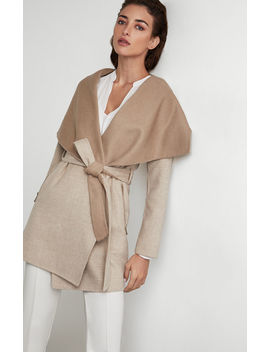 margaret-hooded-wrap-coat by bcbgmaxazria