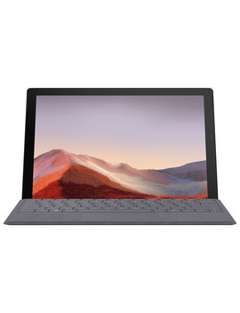 "Microsoft Surface Pro 7 12.3"" 256 Gb Windows 10 Tablet With 10th Gen Intel Core I5/8 Gb Ram   Black by Best Buy"