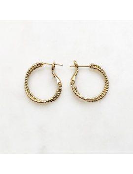 double-twisted-earring-set by bynouck