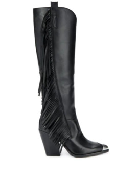 elodie-fringed-boots by ash