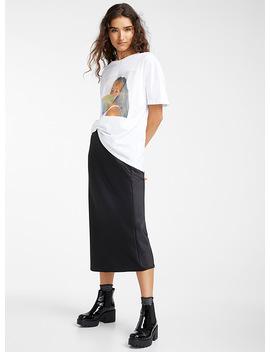 soft-satin-skirt by twik