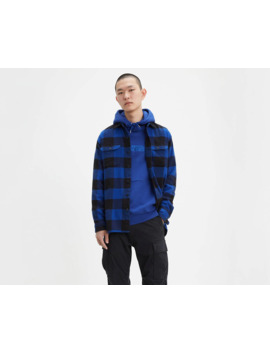 checked-jackson-worker-shirt by levis