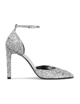 glittered-leather-pumps by givenchy