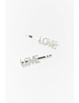 love-embellished-bobby-pins-set by forever-21