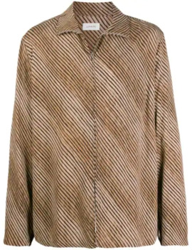 striped-lightweight-jacket by lemaire