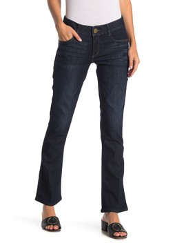 ab-tech-itty-bitty-boot-jeans-(petite) by democracy