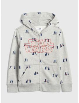 gapkids-|-star-wars-hoodie-sweatshirt by gap