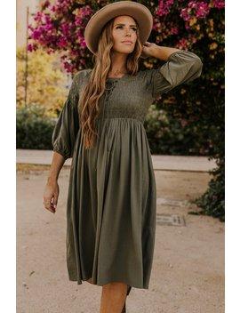 The Esmerelda Dress by Roolee