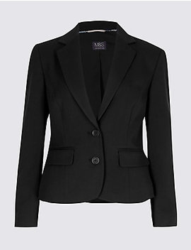 petite-single-breasted-blazer by standard-tracked: