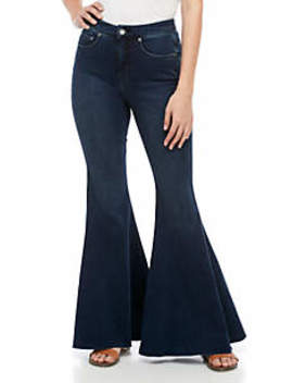 ma-cherie-super-high-rise-flare-jeans by free-people