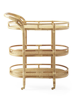 Monaco Bar Cart  Tb Acc168 by Serena And Lily