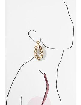 deepa-marlene-pearl-hoop-earrings by deepa