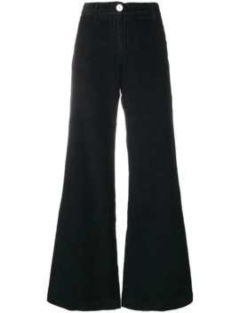 teo-corduroy-flared-trousers by masscob