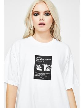 mom-i-think-i-joined-a-cult-graphic-tee by slushcult