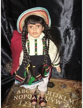 haunted-porcelain-paranormal-spirit-doll-lea-possessed-moves-ghost-dead-scary-j1 by ebay-seller