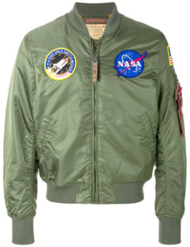 badge-bomber-jacket by alpha-industries